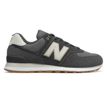 New Balance 574, Phantom with Moonbeam