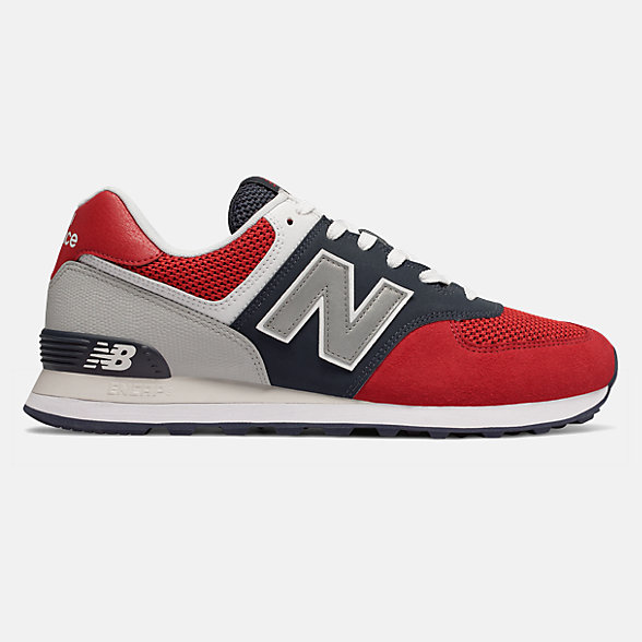 New Balance 574 Pebbled Sport, ML574SRF
