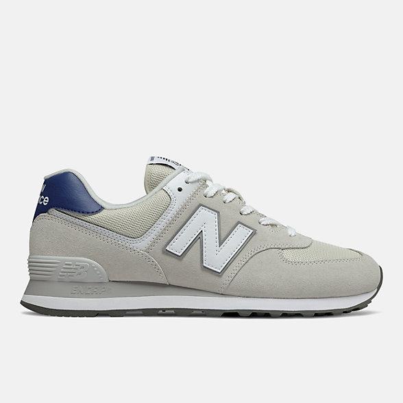 New Balance 574系列男女同款复古休闲运动鞋, ML574SSU