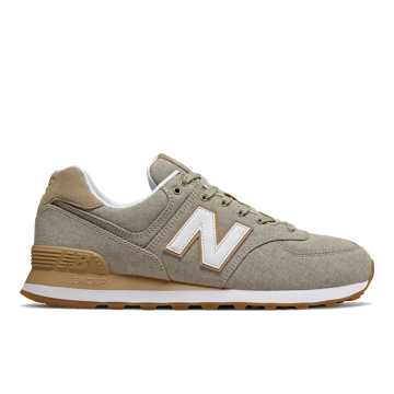 New Balance 574, Stonewear with Hemp