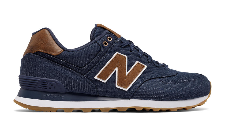 new balance ml574 15 ounce canvas