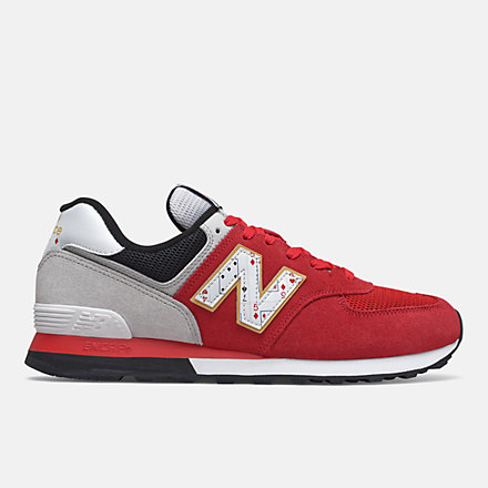 New Balance 574, ML574WI2 image number null