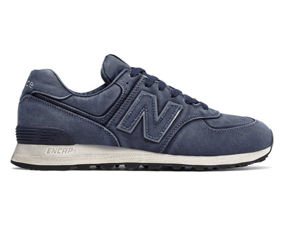 new balance 574 uomo sea salt