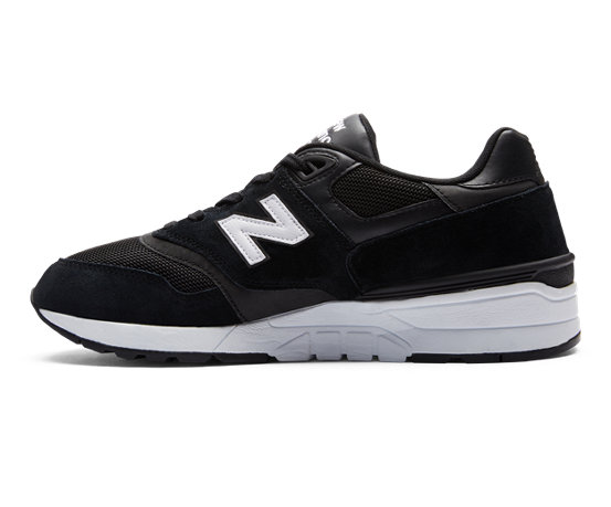 new balance 597 marine rouge