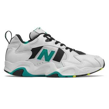 New Balance 650系列男款休閑運動鞋, 白色
