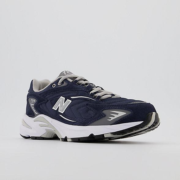 New Balance 725系列男女同款复古休闲鞋, ML725Q