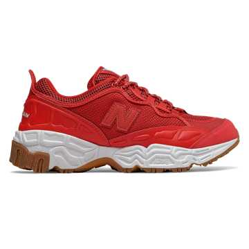 New Balance 801, Team Red with White Munsell