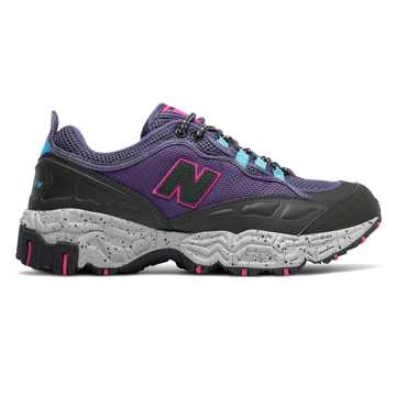 New Balance 801, Violet Fluorite with Defense Green