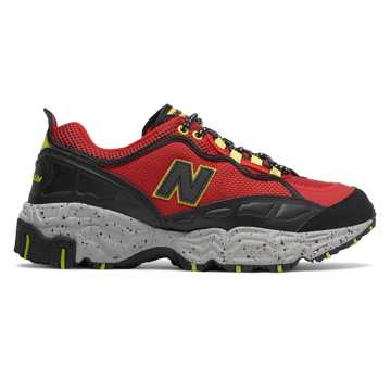 New Balance 801, Team Red with Black