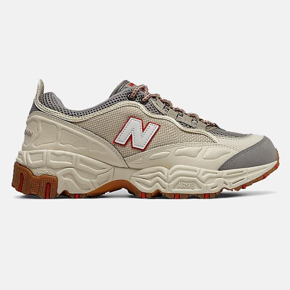 New Balance 801系列男款复古老爹鞋, ML801NCX