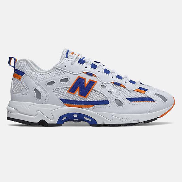 New Balance 827系列男女同款復古休閑老爹鞋, ML827AAA