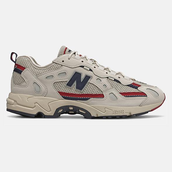 New Balance 827系列男女同款复古休闲老爹鞋, ML827XD