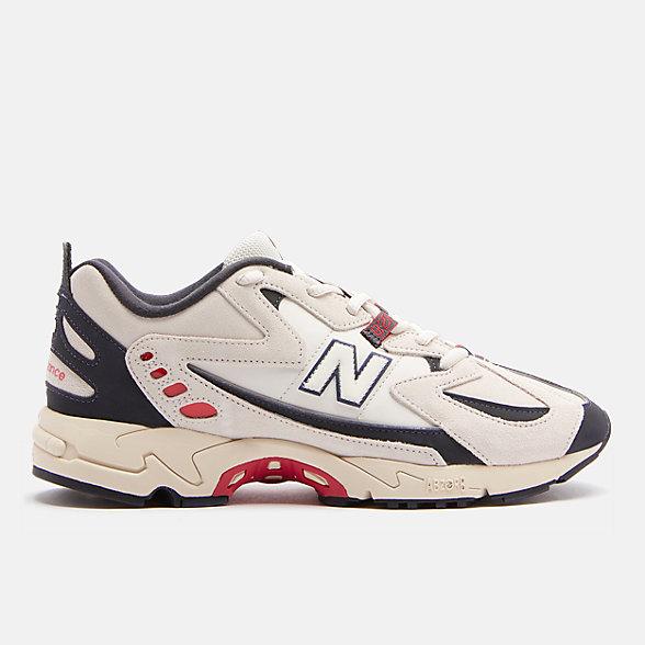 New Balance 828系列男女同款休闲老爹鞋, ML828LA