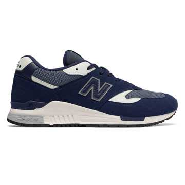 New Balance 840, Pigment with White
