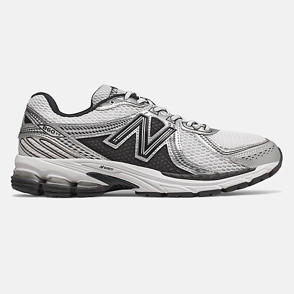 New Balance 860系列男款复古休闲鞋, ML860XD