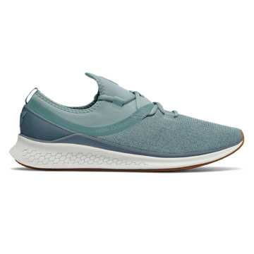 New Balance Fresh Foam Lazr Heathered, Smoke Blue with Light Petrol