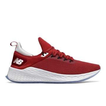 New Balance LFC Fresh Foam LAZR, Red with White