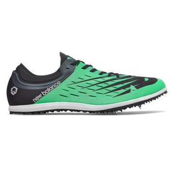 New Balance LD5000v6 Spike, Neon Emerald with Black