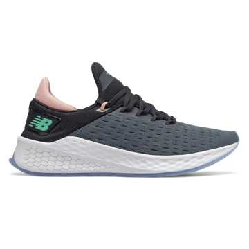 New Balance Fresh Foam Lazr v2 Hypoknit, Orca with Black & Light Tidepool