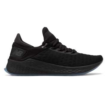 New Balance Fresh Foam Lazr v2 Hypoknit, Black with Magnet