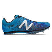 New Balance MD500v5 Spike, Maldives Blue with Black