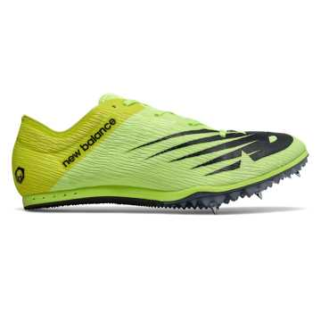 New Balance MD500v7, Sulphur Yellow with Black