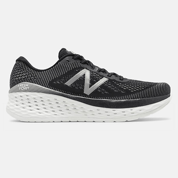 New Balance Fresh Foam More系列男款长跑运动鞋, MMORBK