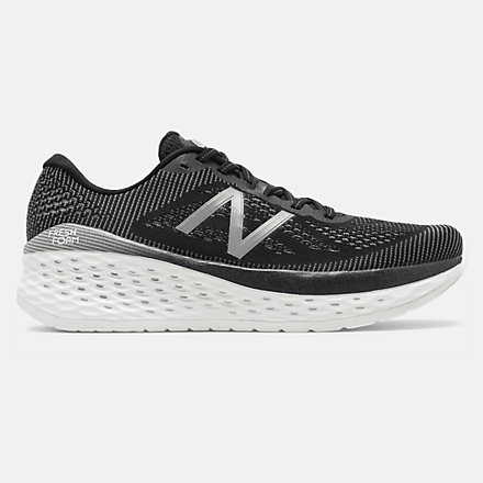 New Balance Fresh Foam More, MMORBK image number null