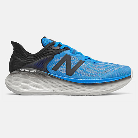 New Balance Fresh Foam More v2, MMORBL2 image number null