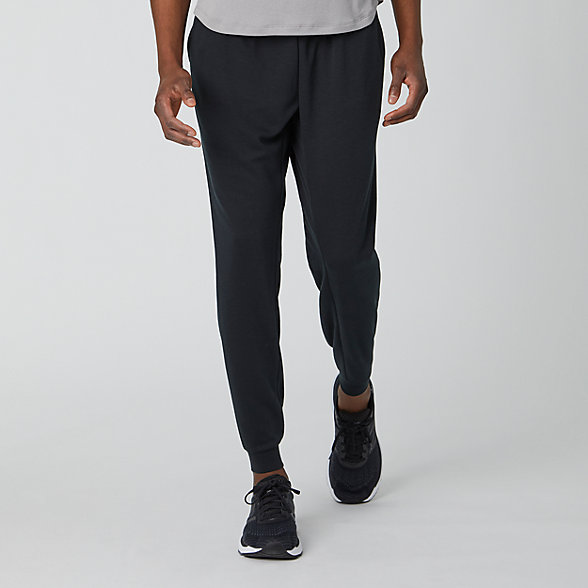 New Balance Pantalon de jogging léger Tenacity, MP01003BK