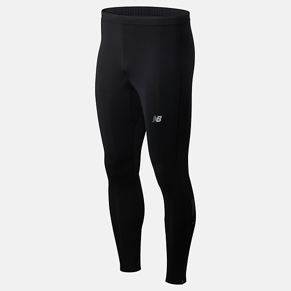 New Balance Reflective Accelerate Tight, MP01176BK
