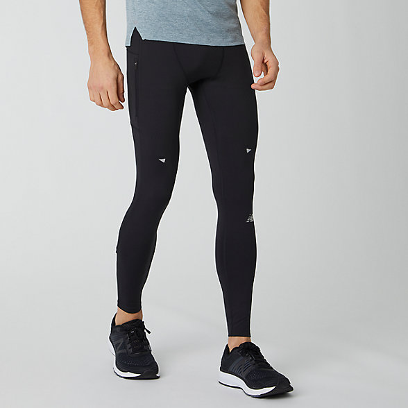 NB Impact Run Leggings, MP01247BK