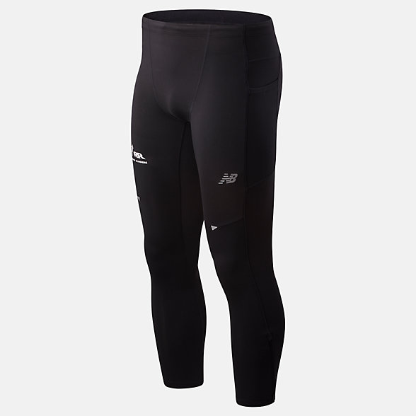 New Balance 2020 United Airlines Half Impact Run Tight, MP01247CBK