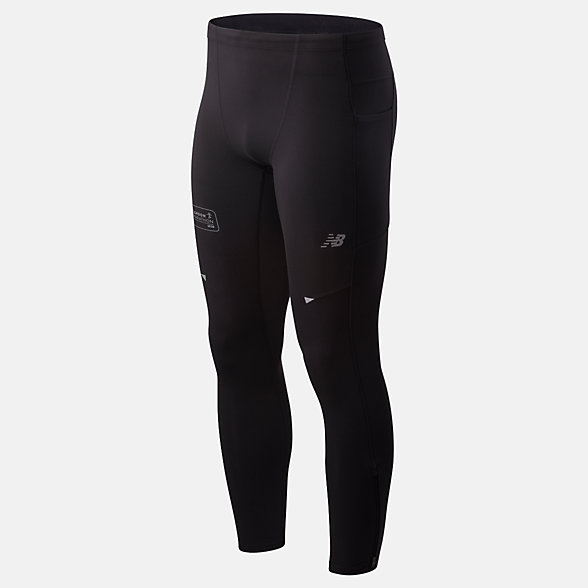 NB Leggings London Edition Impact Run, MP01247DBK