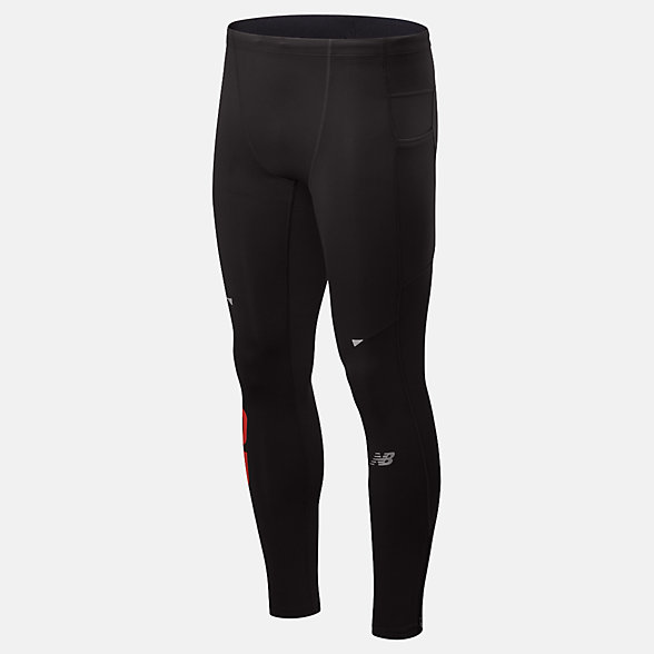New Balance Printed Impact Run Tight, MP01248BRD