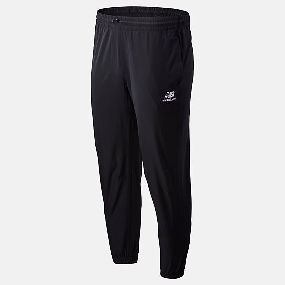 NB NB Athletics Wind Pant, MP01502BK