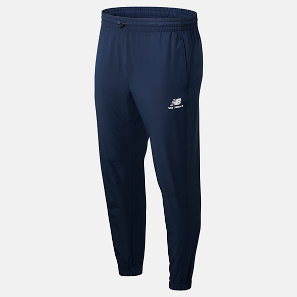 NB Pantalones NB Athletics Wind, MP01502NGO