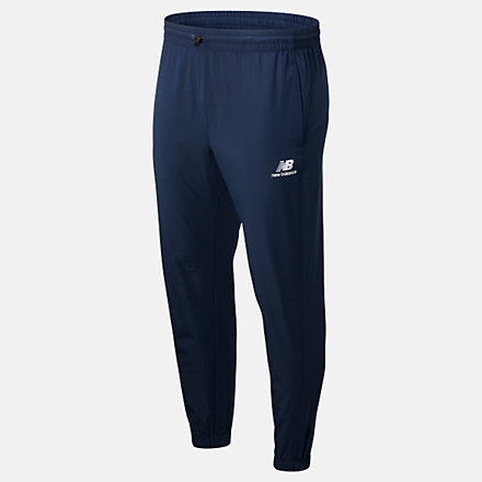 New Balance NB Athletics Wind Pant, MP01502NGO image number null