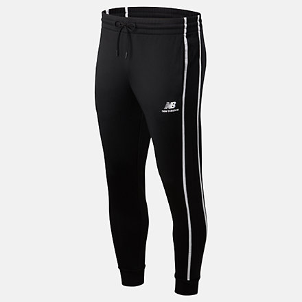 New Balance NB Athletics Track Pant, MP01503BK image number null