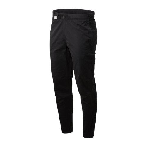 New Balance Hombre NB Athletics Woven Pant - Black, Black