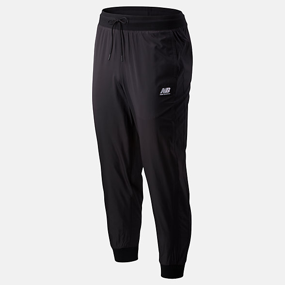 NB Pantalon NB Athletics Archive Run, MP01506BK