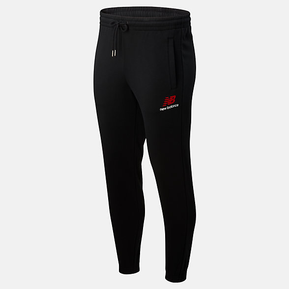 New Balance Essentials Icon Sweatpant, MP01508BK