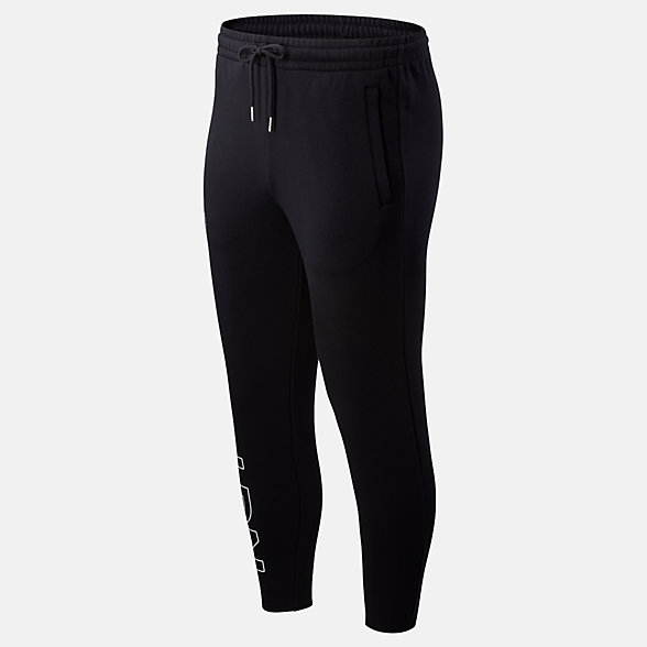 NB London Edition Essentials Icon Sweatpant, MP01508DBK