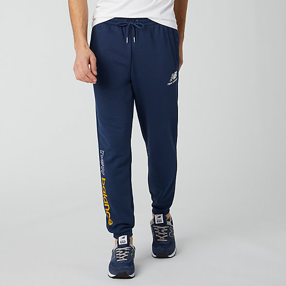 New Balance Essentials Icon Sweatpant, MP01508NGO