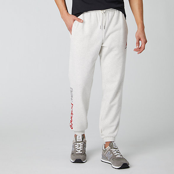 NB Essentials Icon Sweatpant, MP01508SAH