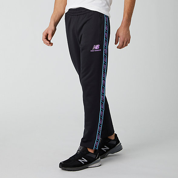 NB Pantaloni NB Athletics Tokyo Nights Track, MP01509BM