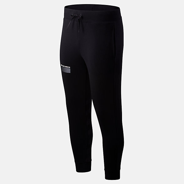 New Balance Sport Style Optiks Sweatpant, MP01513BK