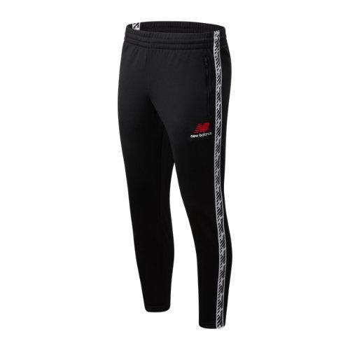 New Balance Hombre Essentials Track Pant - Black, Black