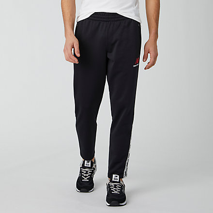 NB Essentials Track Pant, MP01516BK image number null