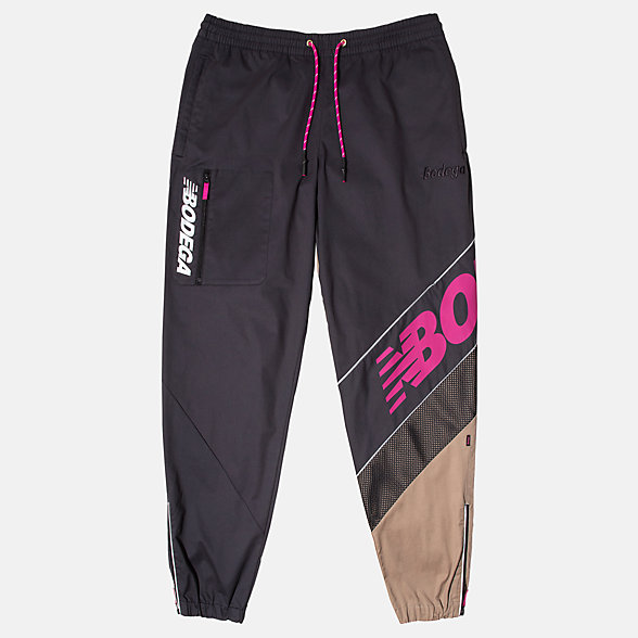 NB Pantalons NBxBodega Xracer, MP01518BK